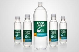 Coco Legal Água de Coco