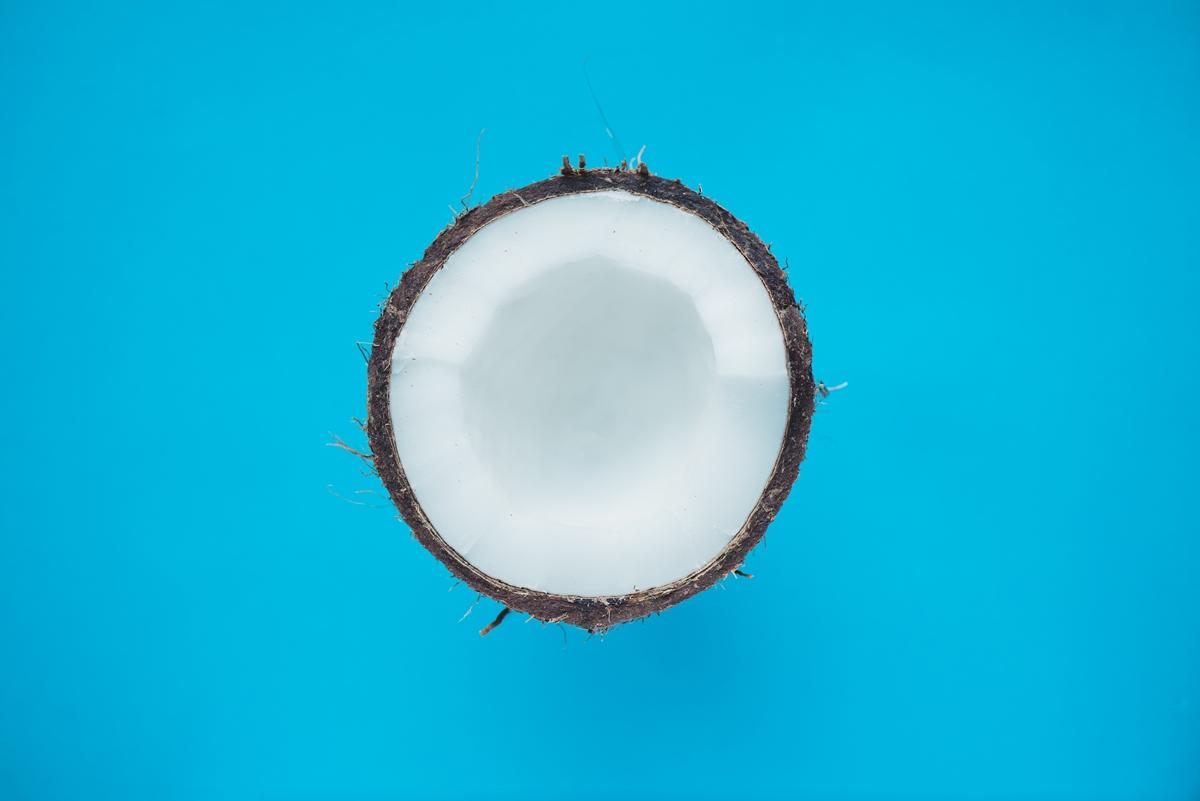 agua de coco em excesso fal mal
