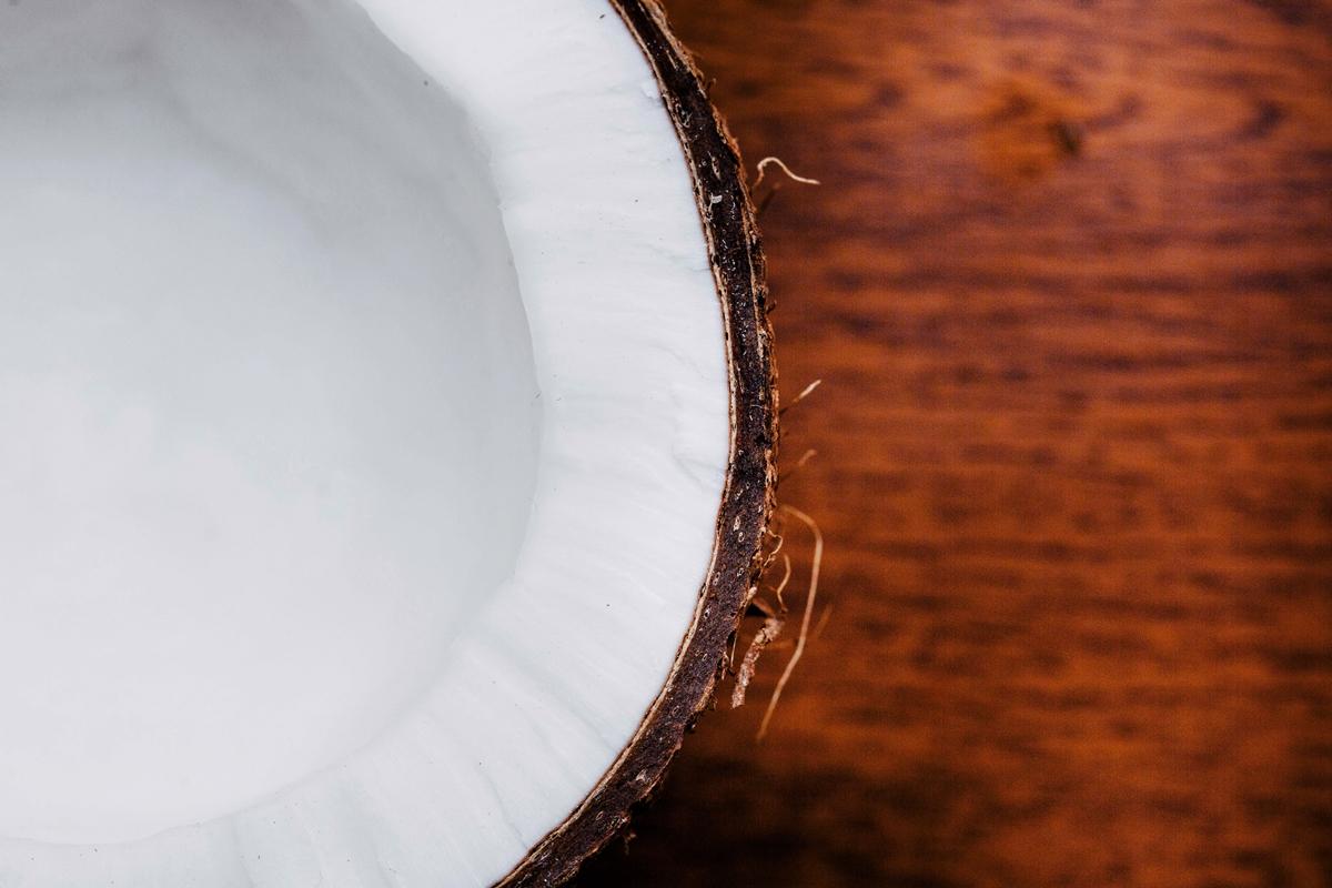 agua de coco prende solta